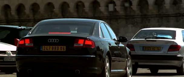 Imcdb Org 2003 Audi A8 Quattro D3 Typ 4e In