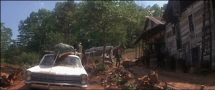 """IMCDb.org: 1967 Ford Country Squire In """"Deliverance, 1972"""""""