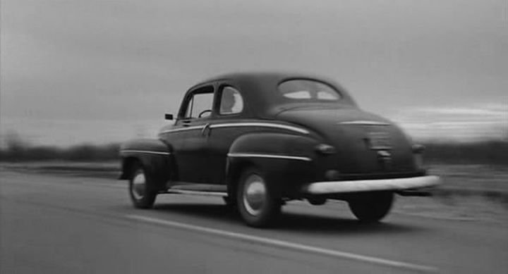 """IMCDb.org: 1947 Ford Super De Luxe Sedan Coupe [72B] in """"The Last Picture Show, 1971"""""""