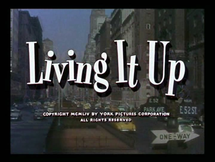 Imcdb Org Quot Living It Up 1954 Quot Cars Bikes Trucks And
