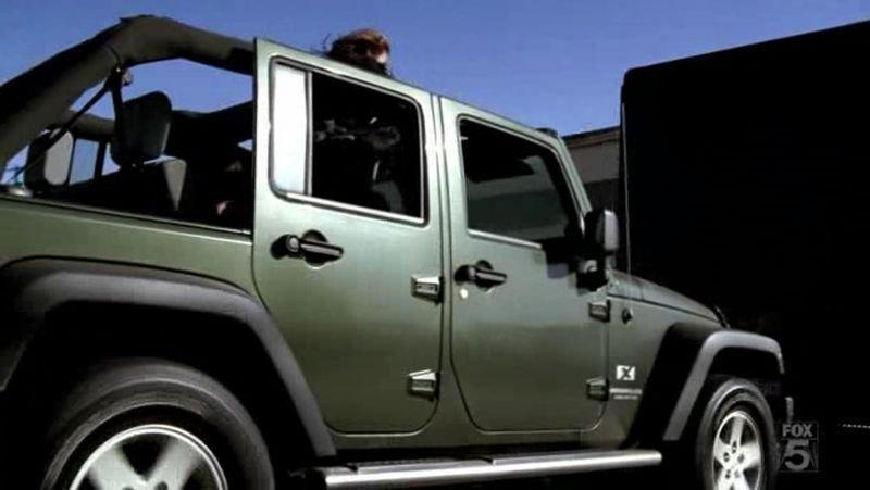 True Cars Used >> IMCDb.org: 2007 Jeep Wrangler Unlimited X [JK] in ...