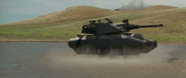 O tanque Hover