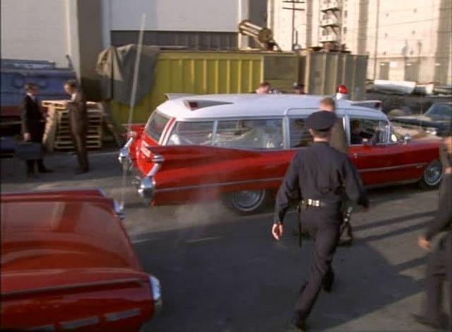 IMCDb.org: 1959 Cadillac Ambulance Miller-Meteor Sentinel ...