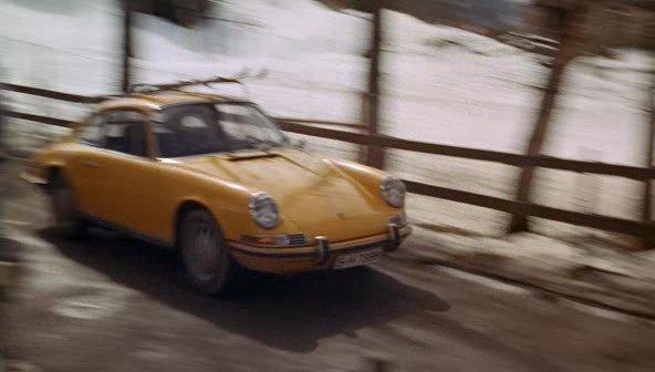 Imcdb Org 1968 Porsche 911 T Sportomatic In Quot Downhill