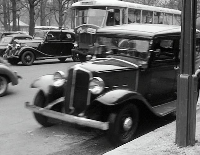 1933 renault taxi g7 type kz11 in rue de l 39 estrapade 1953. Black Bedroom Furniture Sets. Home Design Ideas