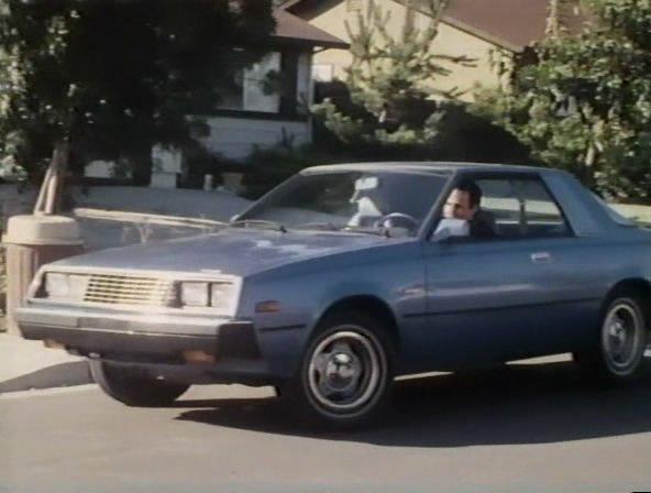 """IMCDb.org: 1981 Dodge Challenger in """"The Devil's Gift, 1984"""""""
