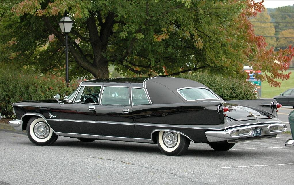 Imcdb Org 1958 Imperial Crown Imperial Limousine Ghia In