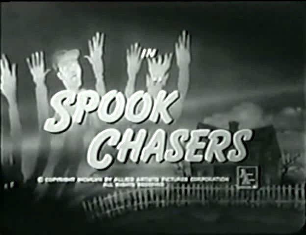 """IMCDb.org: """"Spook Chasers, 1957"""": cars, bikes, trucks and ...  Spook"""