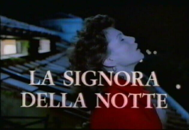 Imcdb Org Quot La Signora Della Notte 1986 Quot Cars Bikes