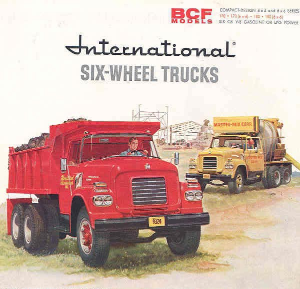 International harvester bc d in prime cut 1972 for Bcf international piscine