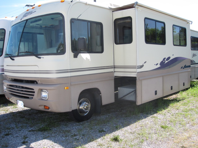 1996 fleetwood southwind storm on ford f53 chassis 39 mobile command center 39 in the. Black Bedroom Furniture Sets. Home Design Ideas