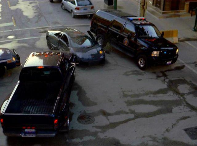 Imcdb Org 1995 Dodge Ram 3500 Club Cab In Quot The Dark