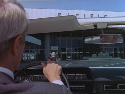 "IMCDb.org: 1969 Dodge Polara 500 In ""Mission: Impossible"