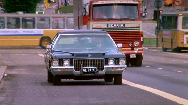 1971 Cadillac Fleetwood 75 In Olsen Banden