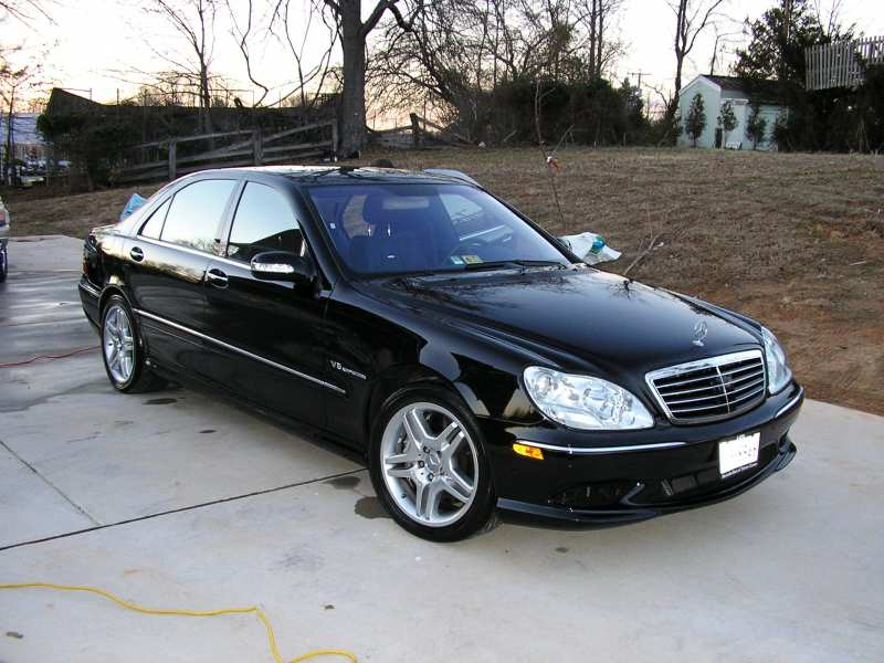 2007 mercedes benz s 550 w221 in twilight 2008 for Mercedes benz s55
