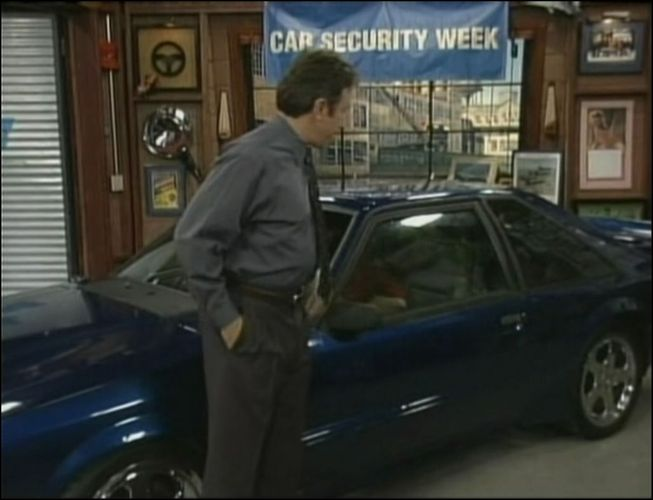 Imcdb Org 1991 Ford Mustang Gt In Quot Home Improvement 1991