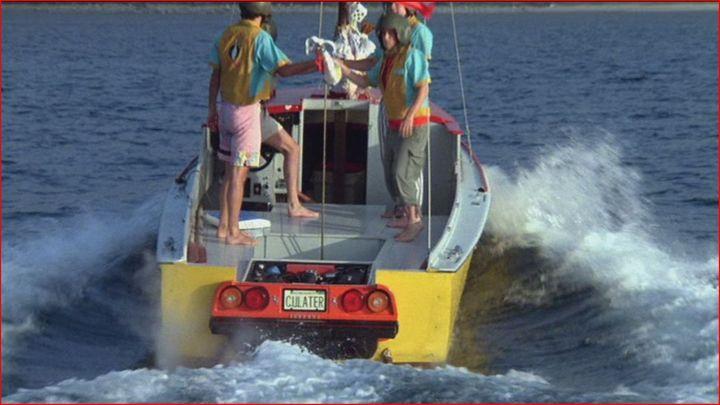 как в май саммер кар на лодке доплыть до магазина
