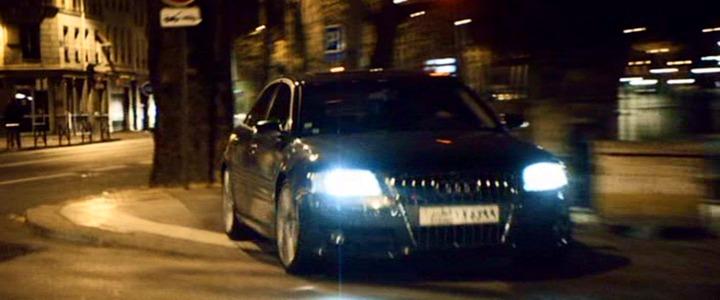 "Audi A3 Sedan >> IMCDb.org: 2006 Audi S8 D3 [Typ 4E] in ""Taken, 2008"""
