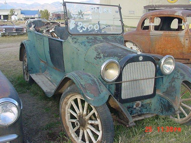 1920 dodge model 30 antique car magazine. Black Bedroom Furniture Sets. Home Design Ideas