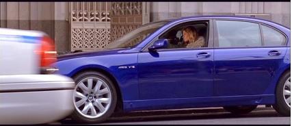 IMCDborg 2003 BMW 760Li E66 In Taxi 2004