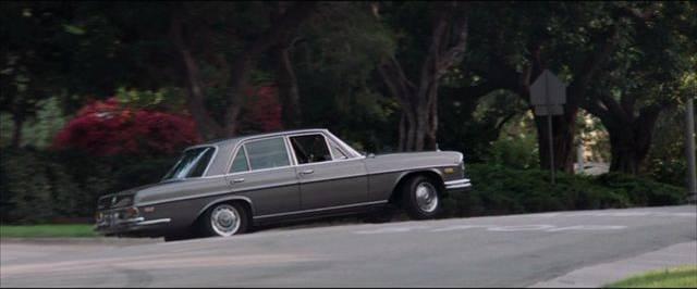 Imcdb Org 1970 Mercedes Benz 280 Se W108 In Quot Starsky