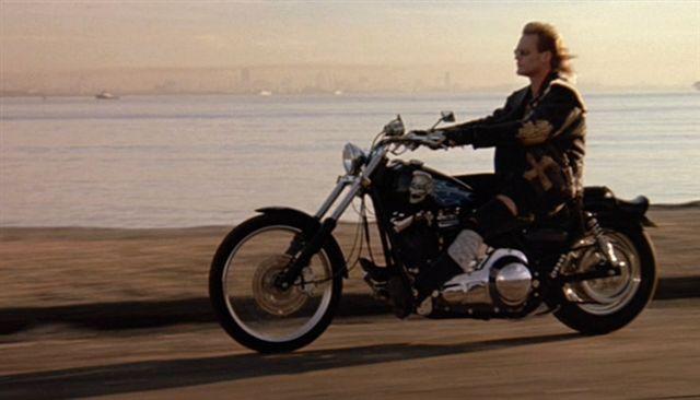 "Harley Davidson Movie: IMCDb.org: Harley-Davidson FXSTC Softail Custom In ""Stone"