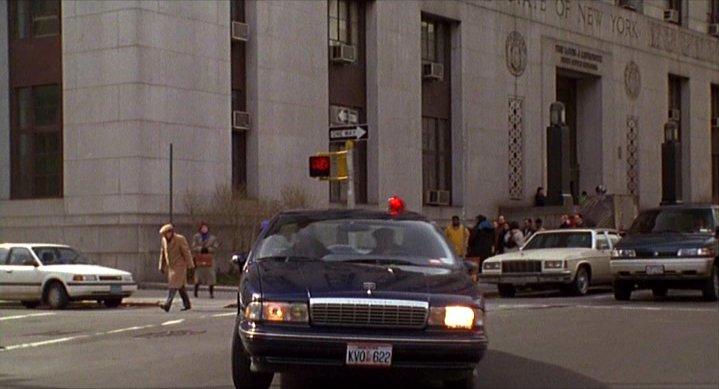 "Car Garage For Sale >> IMCDb.org: 1992 Chevrolet Caprice 9C1 in ""Ransom, 1996"""