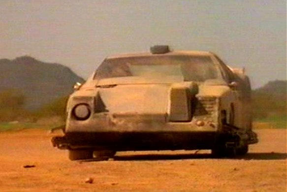 Imcdb Org 1991 Ford Thunderbird Modified For Movie In