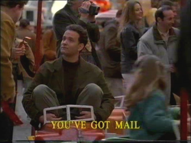 "IMCDb.org: ""You've Got Mail, 1998"": cars, bikes, trucks ..."