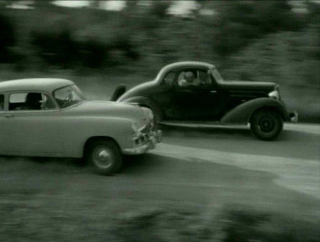 1935 Chevrolet Master 5 Window Coupe