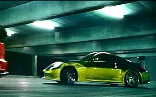 Imcdb Org 2003 Nissan Fairlady Z Z33 In Quot The Fast And