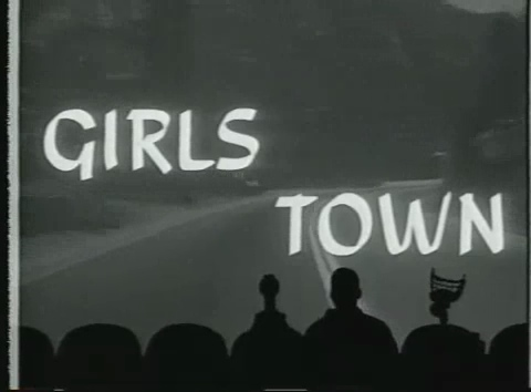 Imcdb Org Quot Girls Town 1959 Quot Cars Bikes Trucks And
