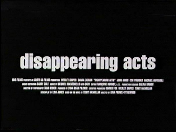 disappearing acts dating How to deal with all the disappearing acts and reemerging prospects in today's dating pool.