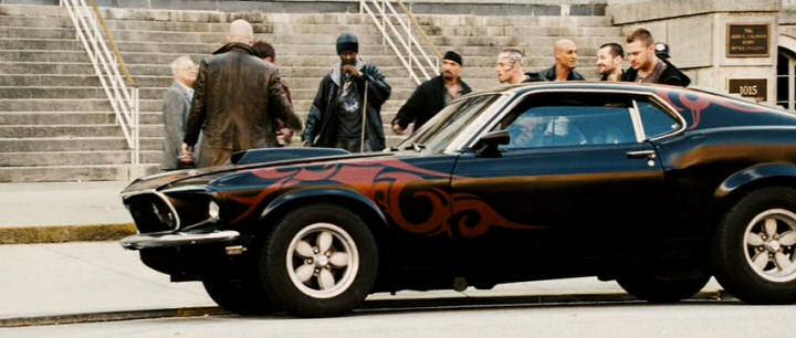 "Imdb Cars: IMCDb.org: 1969 Ford Mustang In ""Death Sentence, 2007"""