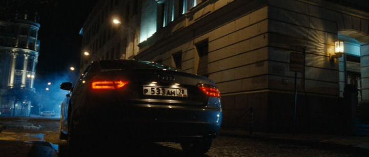 Imcdb Org 2007 Audi S5 B8 Typ 8t In Quot Hitman 2007 Quot
