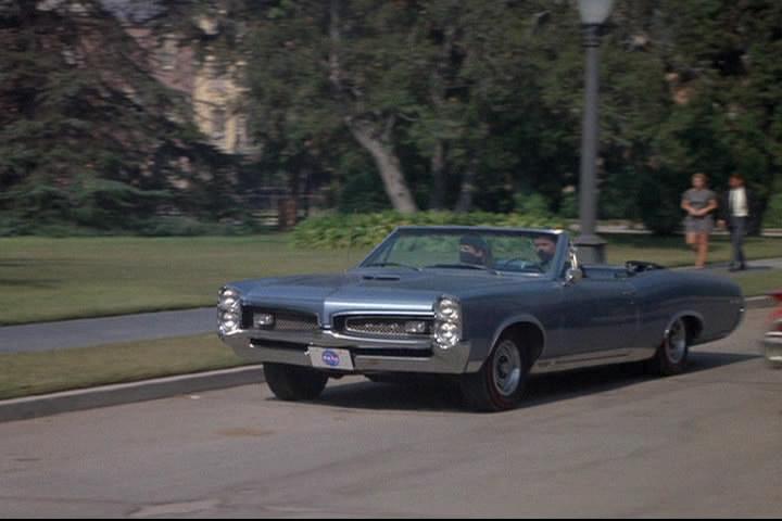 Imcdb Org 1967 Pontiac Gto Convertible In Quot I Dream Of