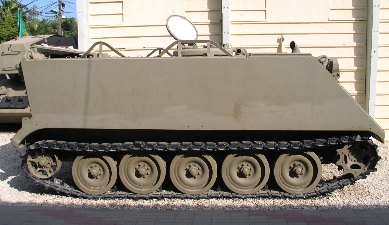 IMCDb.org: FMC XM-474 Carrier in The Naked Gun: From the