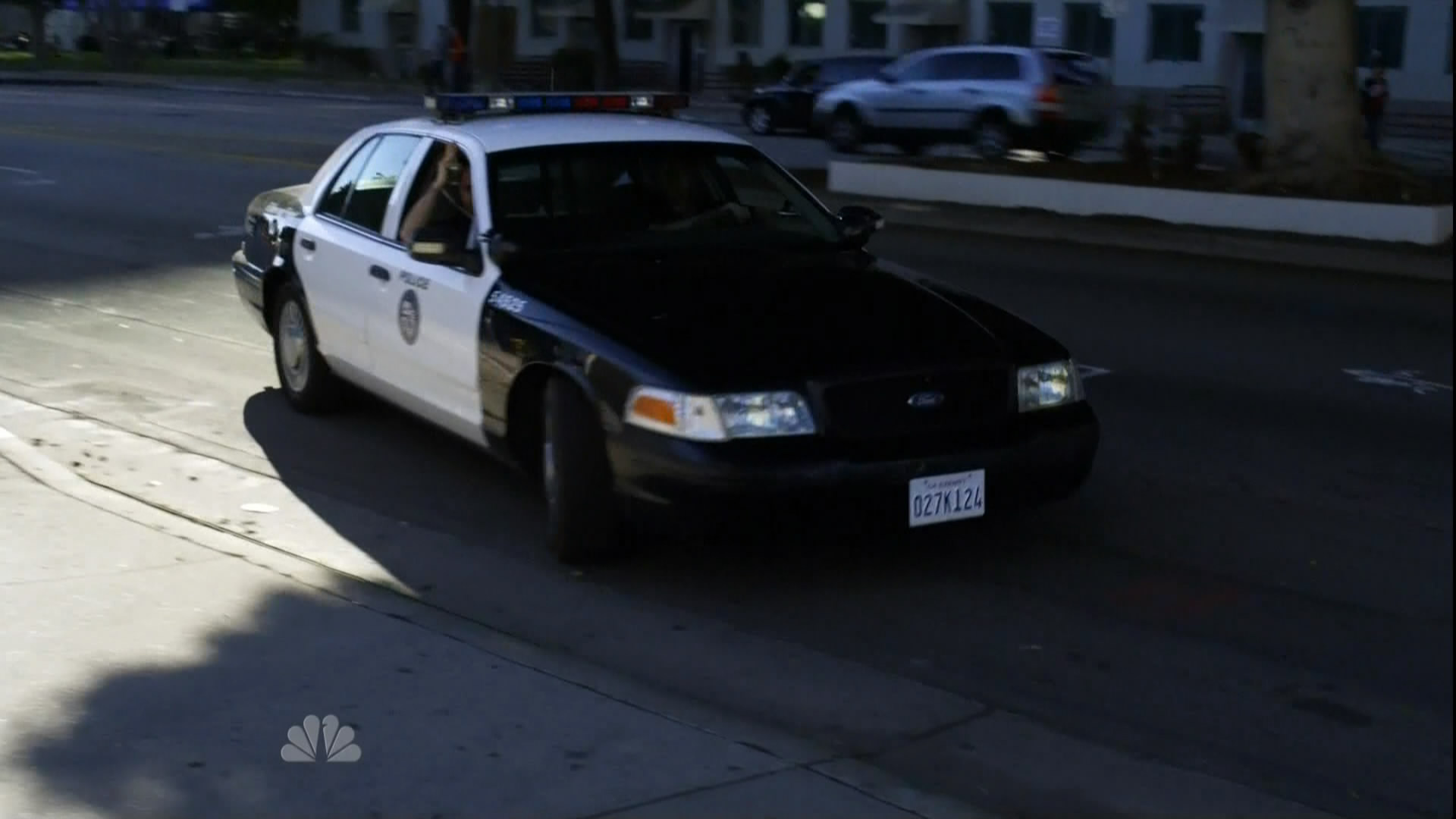 Imcdb Org 1999 Ford Crown Victoria Police Interceptor P71 In Quot Law Amp Order Los Angeles 2010