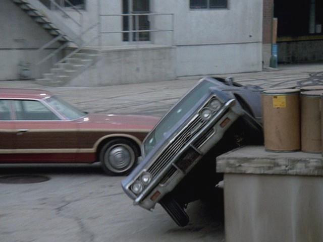 Imcdb Org 1966 Chevrolet Impala 16439 In Quot Baretta 1975