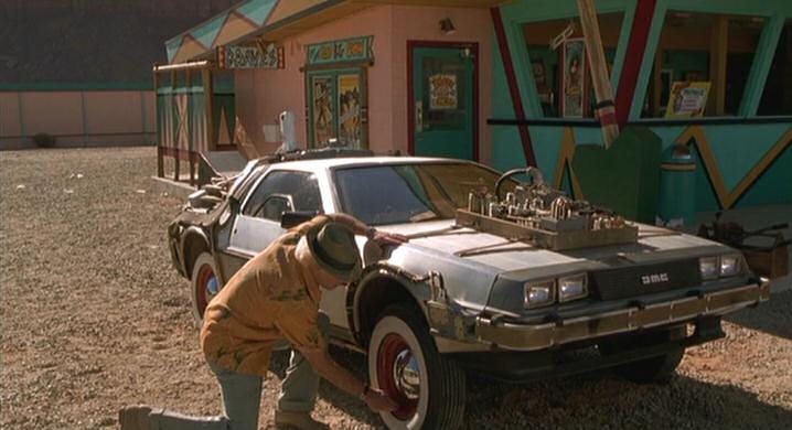 """Deloreans For Sale >> IMCDb.org: 1982 De Lorean DMC 12 in """"Back to the Future Part III, 1990"""""""