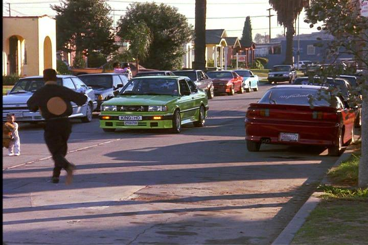 """IMCDb.org: 1989 Nissan Sentra [B12] in """"Boyz n the Hood, 1991"""""""
