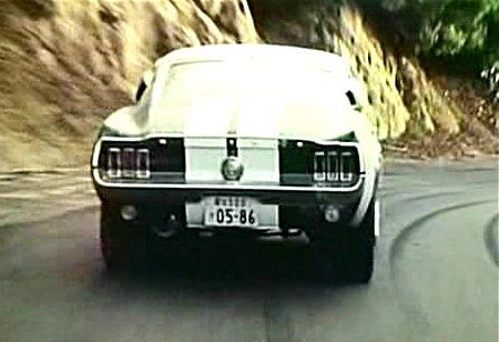 "Tokyo Drift Mustang >> IMCDb.org: 1967 Ford Mustang Fastback 2+2 in ""The Fast and ..."