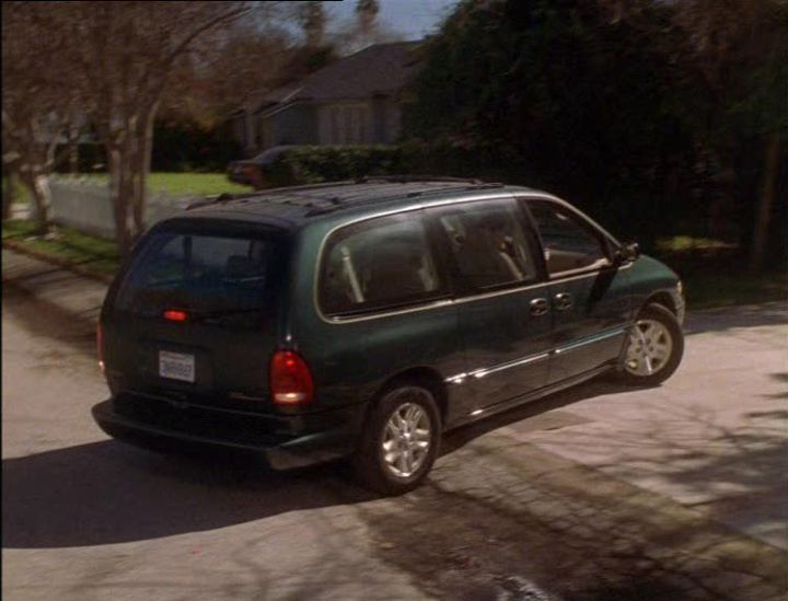 1996 dodge grand caravan in the shadow men 1997. Black Bedroom Furniture Sets. Home Design Ideas