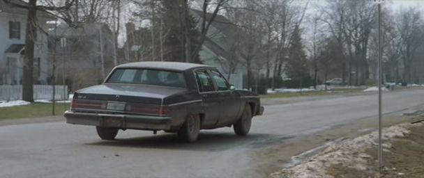 Smutsigjnk Um on 1984 Buick Lesabre