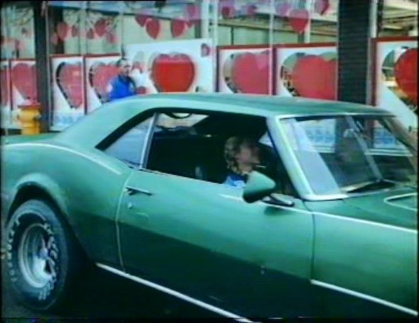 Imcdb Org 1968 Chevrolet Camaro In Quot My Bloody Valentine 1981 Quot
