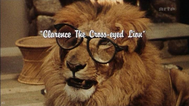"1946 Jeep Willys IMCDb.org: ""Clarence, the Cross-Eyed Lion, 1965"": cars ..."
