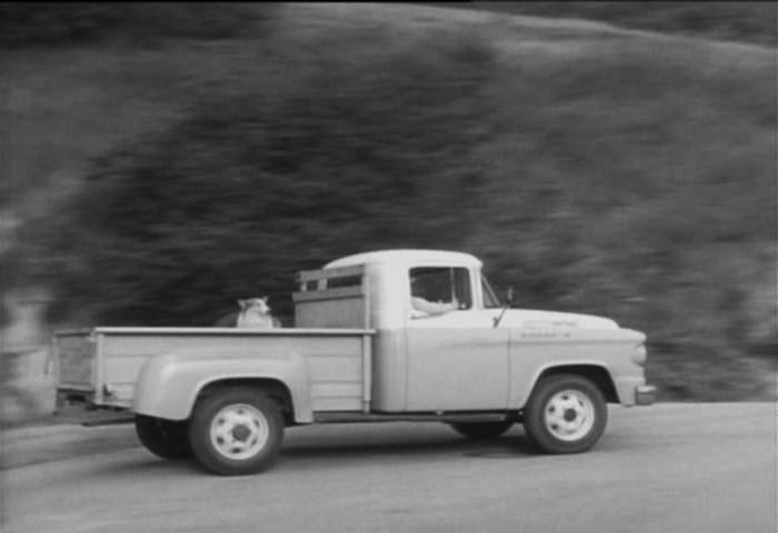 Imcdb Org 1958 Dodge D 200 In Quot Lassie 1954 1974 Quot