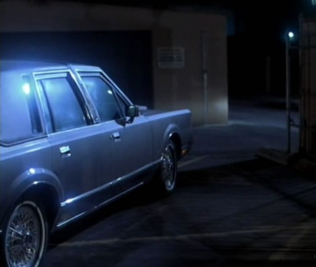 """2006 Lincoln Town Car For Sale: IMCDb.org: 1989 Lincoln Town Car Cartier In """"Back To Even"""