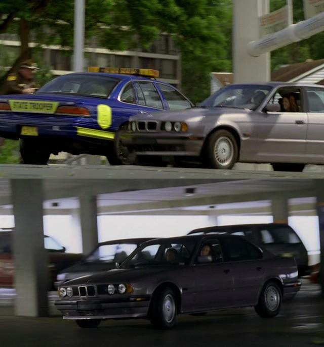 """1994 Bmw 525i: IMCDb.org: 1994 BMW 525i [E34] In """"Lost, 2004-2010"""""""