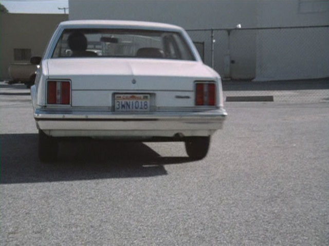 Imcdb Org 1982 Oldsmobile Omega In Quot Riptide 1984 1986 Quot